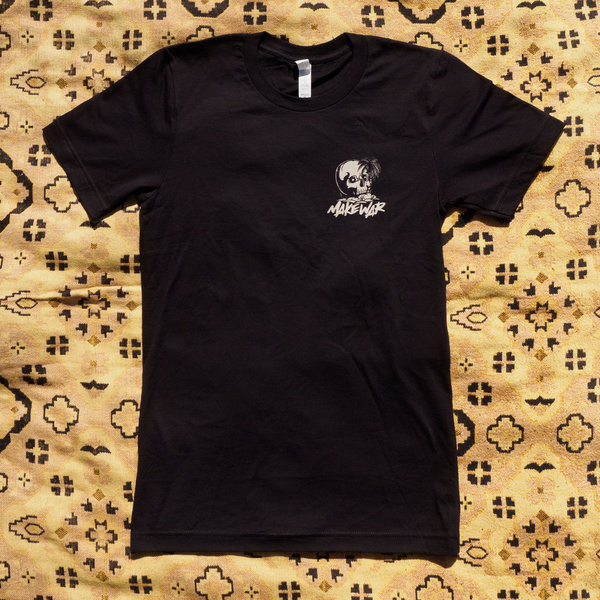 MakeWar - T-Shirt 'Beach'