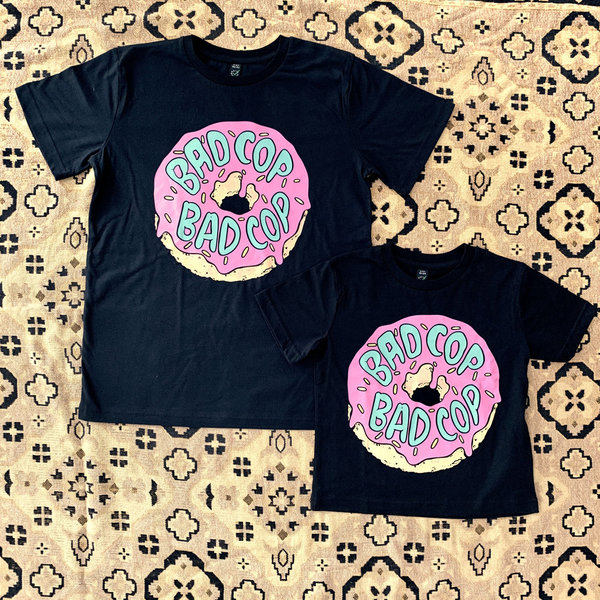Bad Cop/Bad Cop - Kids T-Shirt 'Donut'