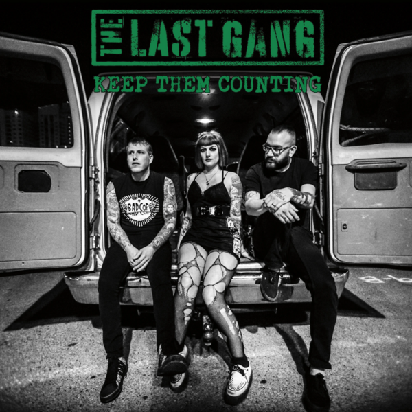 The Last Gang - Keep Them Counting CD
