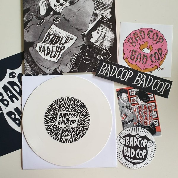 Bad Cop/Bad Cop - self titled 7""