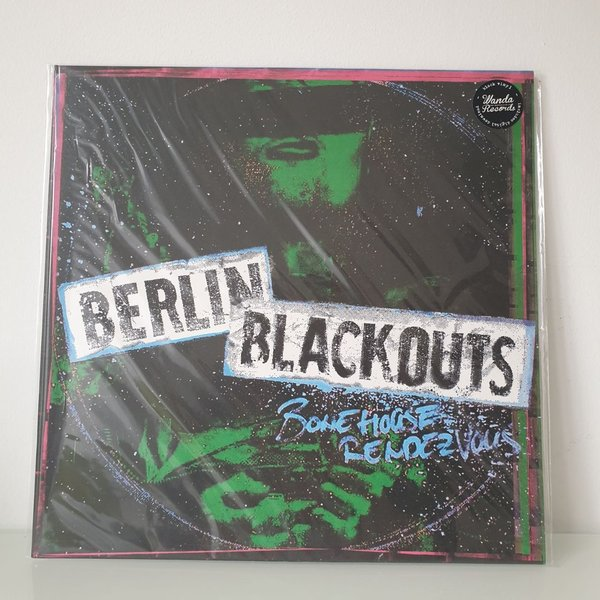 Berlin Blackouts - Bonehouse Rendevous LP