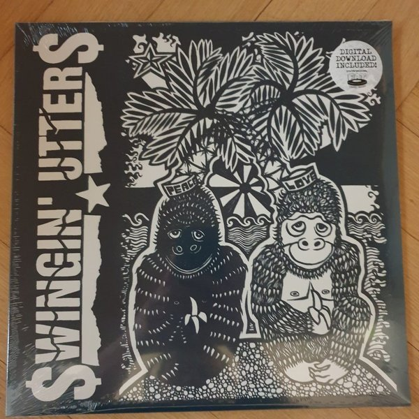 Swingin' Utters - Peace And Love LP