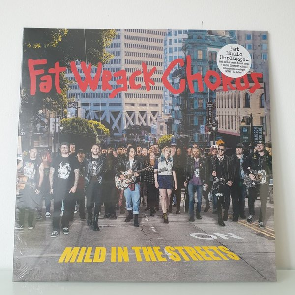 FAT Wreck Chords Various Artists - Mild In The Streets LP