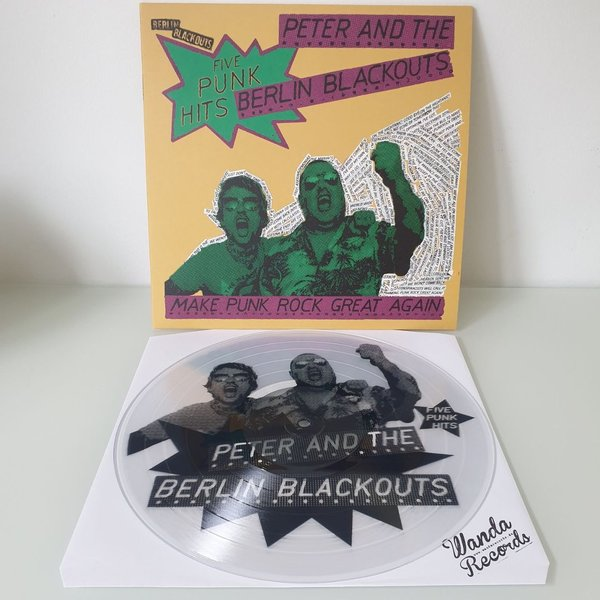 Berlin Blackouts – Make Punkrock Great Again 12""