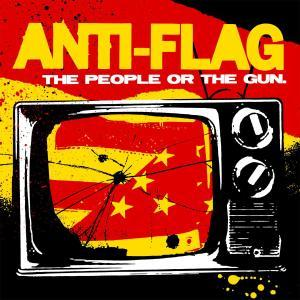 Anti-Flag The People Or The Gun LP